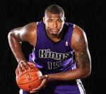 DeMarcus Cousins, of the NBA Sacramento Kings